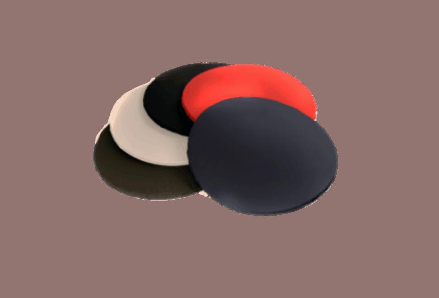Image of   Pude til Sansegynge, PU Oeko-tex flere farver
