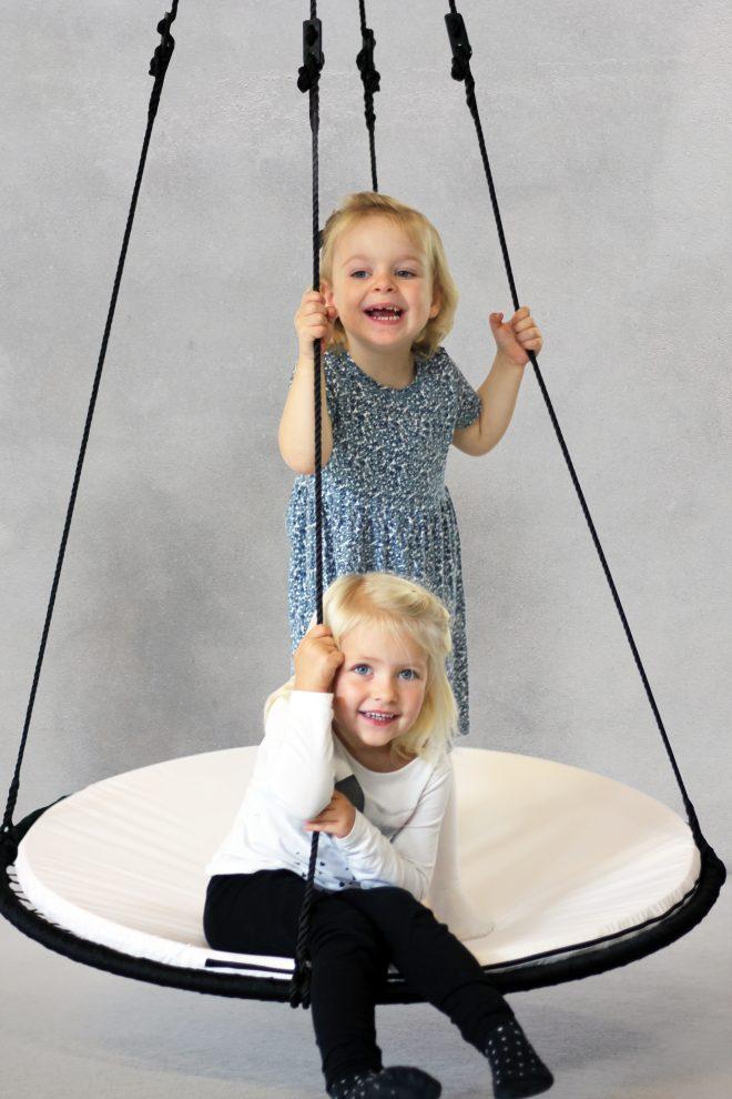Den originale Sansegynge til indendørs brug | Hvis du ønsker det bedste til dit barn.